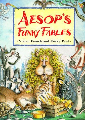 9780670875245: Aesop's Funky Fables (Viking Kestrel picture books)