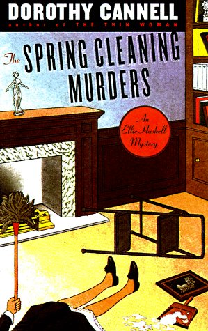 9780670875719: The Spring Cleaning Murders (Viking Mystery Suspense)