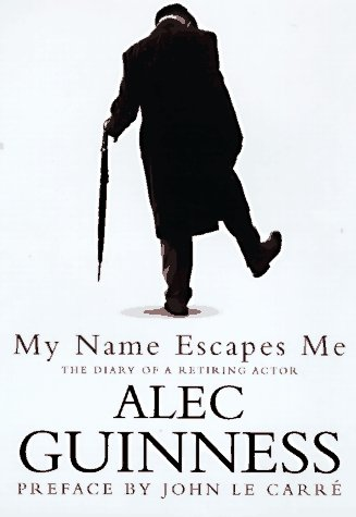 9780670875894: My Name Escapes Me: The Diary of a Retiring Actor
