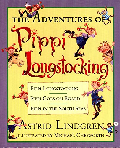 9780670876129: The Adventures of Pippi Longstocking