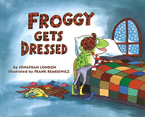 9780670876167: Froggy Gets Dressed Board Book