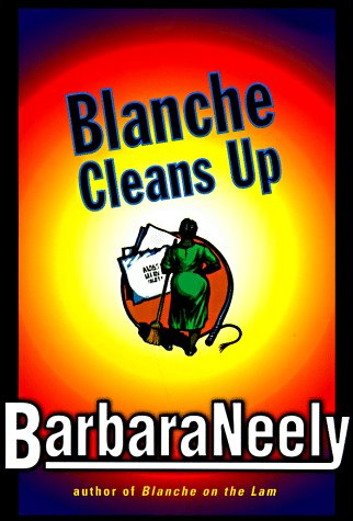 BLANCHE CLEANS UP [Signed Copy]