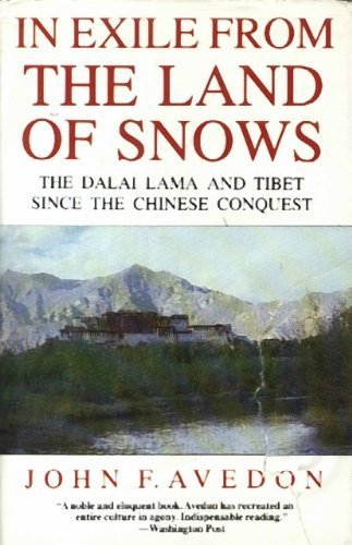 9780670876341: IN EXILE FROM THE LAND OF SNOWS