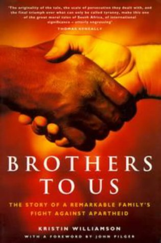 9780670876563: Brothers to Us: The Story of a Remarkable Family's Fight Against Apartheid