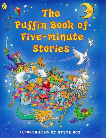 9780670876808: Puffin Book of Five Minute Stories