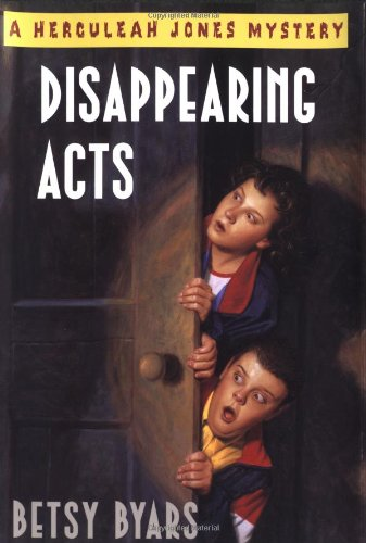 9780670877355: Disappearing Acts: A Herculeah Jones Mystery