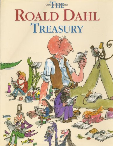 9780670877690: The Roald Dahl Treasury