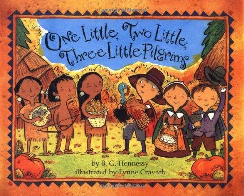 9780670877799: One Little, Two Little, Three Little, Pilgrims