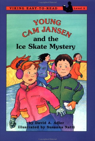9780670877911: Young Cam Jansen and the Ice Skate Mystery