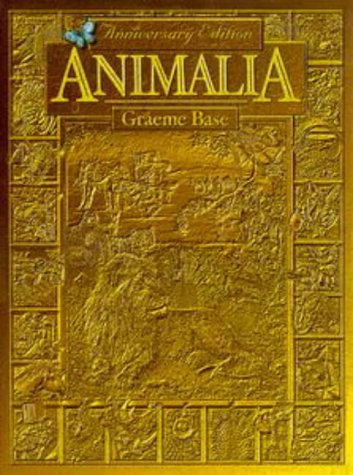 9780670877973: Animalia ( Numbered and Signed Anniversary Edition)