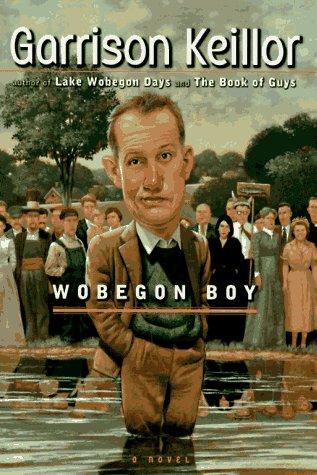 9780670878079: Wobegon Boy