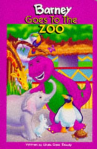 9780670878222: Barney Goes to the Zoo (Barney)