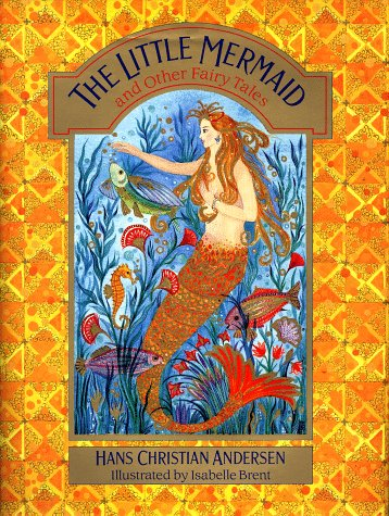 Hans Christian Andersen The Little Mermaid Original Book Little Mermaid by Hans...