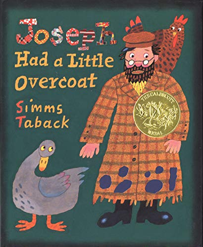 Joseph Had a Little Overcoat (Caldecott Medal: Simms Taback