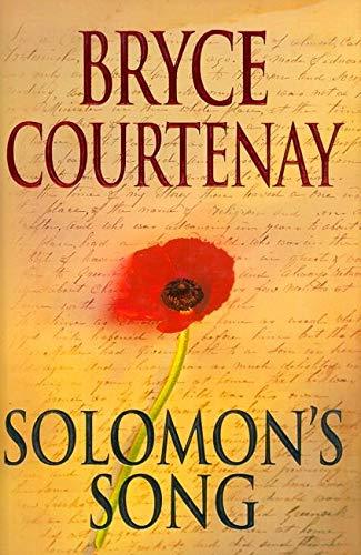 Solomon's Song: Courtenay, Bryce