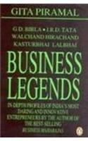 9780670878987: Business Legends