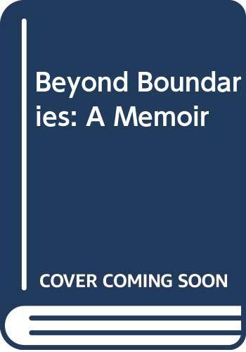 9780670879250: Beyond Boundaries: A Memoir
