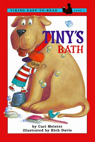 9780670879625: Tiny's Bath (A Viking easy-to-read)