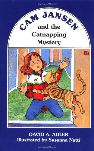 Cam Jansen: The Catnapping Mystery #18: Adler, David A.