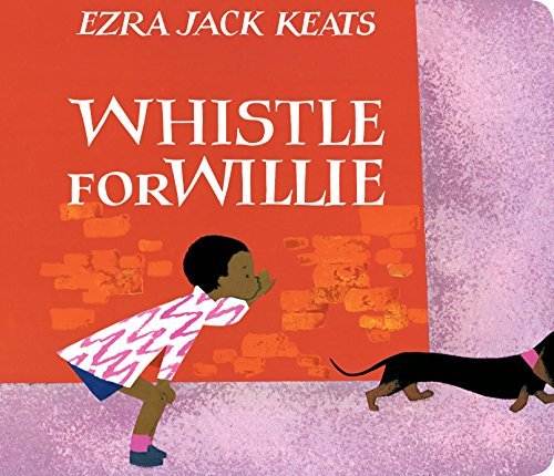 9780670880461: Whistle for Willie Board Book