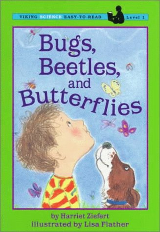 9780670880553: Bugs, Beetles and Butterflies (Easy-to-Read,Viking)