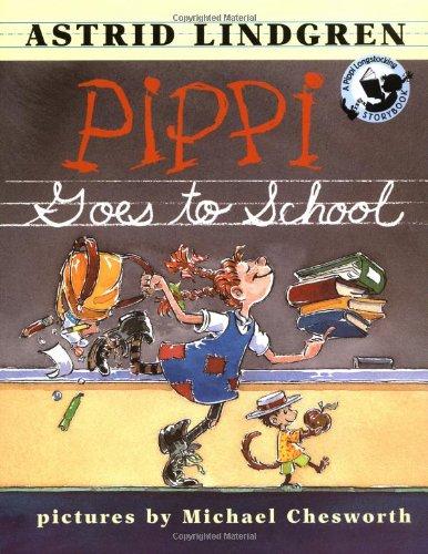 9780670880751: Pippi Goes to School (Pippi Longstocking)