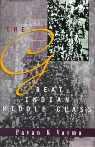 9780670881543: The Great Indian Middle Class
