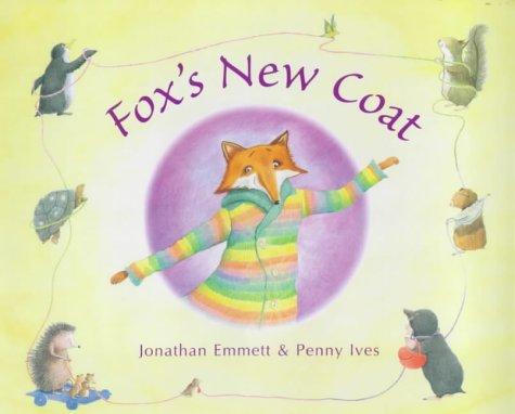 9780670881857: Foxs New Coat (Viking Kestrel picture books)