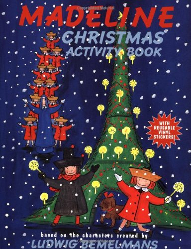 Madeline's Christmas Activity Book: Ludwig Bemelmans