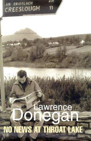 No News at Throat Lake: Donegan, Lawrence