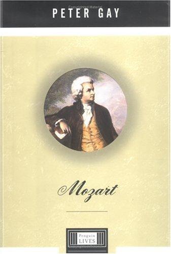 Mozart: Gay, Peter