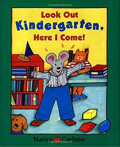9780670883783: Look Out Kindergarten, Here I Come!