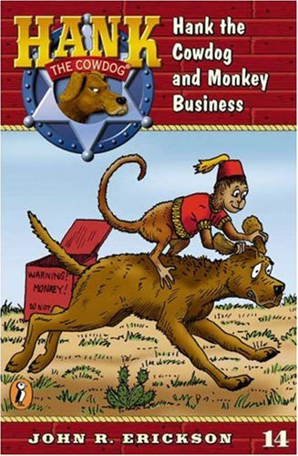 9780670884216: Hank the Cowdog and Monkey Business #14