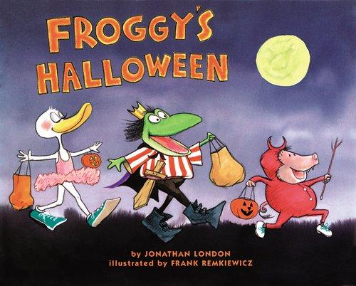9780670884490: Froggy's Halloween