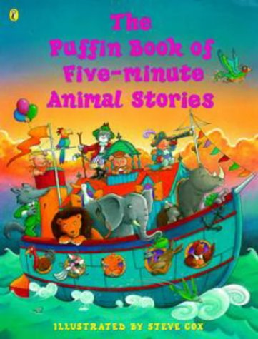 9780670884674: The Puffin Book of Five-Minute Animal Stories