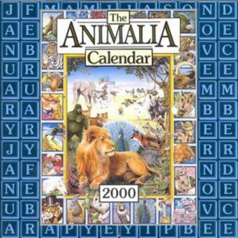 9780670886173: Animalia Calendar: 2000