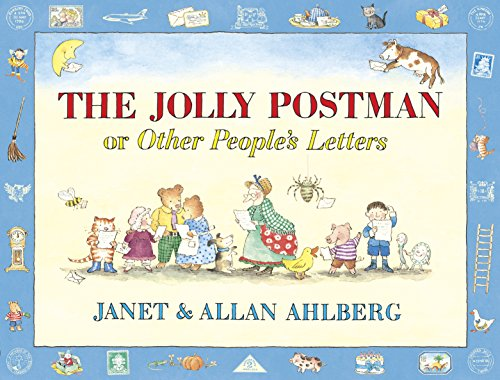 The Jolly Postman (Hardcover)