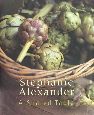 A Shared Table: Alexander, Stephanie