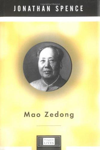 9780670886692: Mao Zedong (Penguin Lives Biographies)