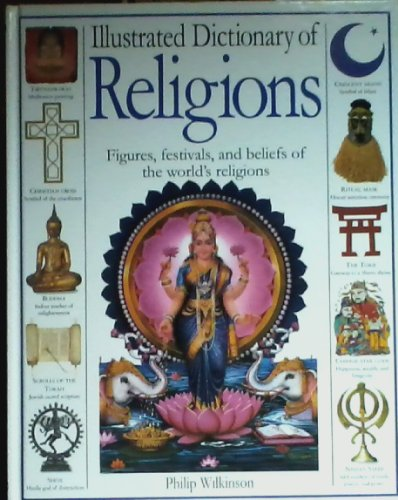 9780670886784: Illustrated Dictionary of Religions