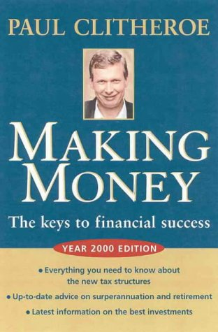 9780670887002: Making Money - The Keys To Financial Success (2000 Edition)