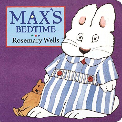 9780670887101: Max's Bedtime (Max Board Books)