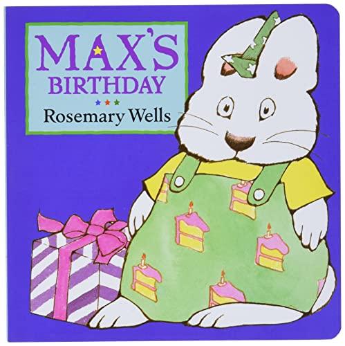 9780670887118: Max's Birthday