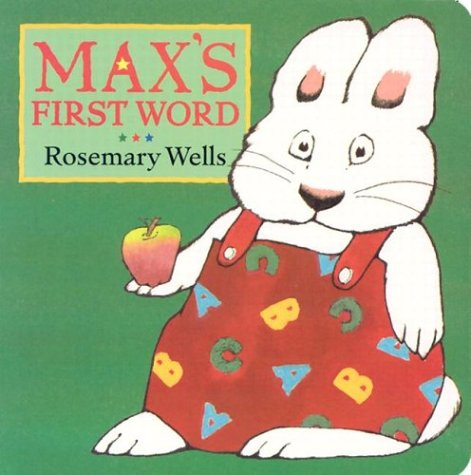 9780670887170: Max's First Word