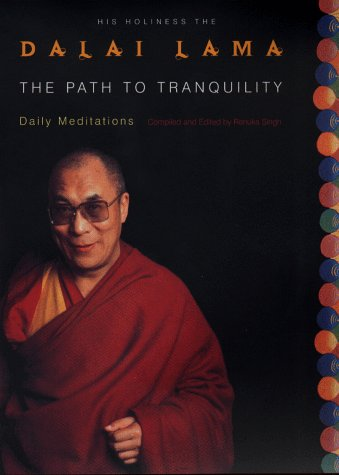 9780670887590: The Path to Tranquility: Daily Meditations by the Dalai Lama