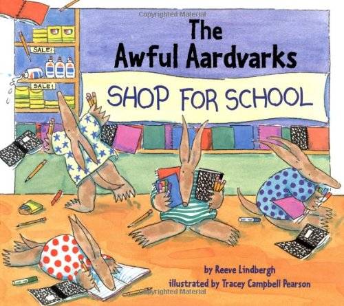 9780670887637: The Awful Aardvarks Shop for School