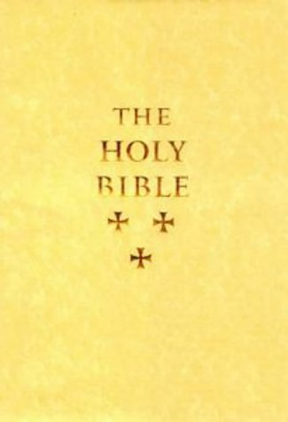 The Holy Bible: King James Version (SIGNED)
