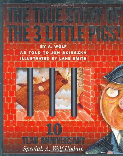 9780670888443: The True Story of the 3 Little Pigs!