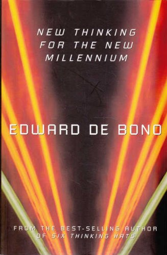 New Thinking for the new Millennium (0670888478) by Edward De Bono