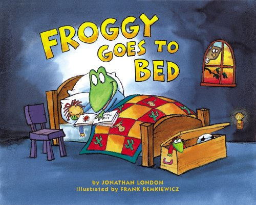 9780670888603: Froggy Goes to Bed
